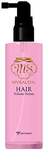 MYSALON(マイサロン) ヘアボリュームセラムの商品画像5