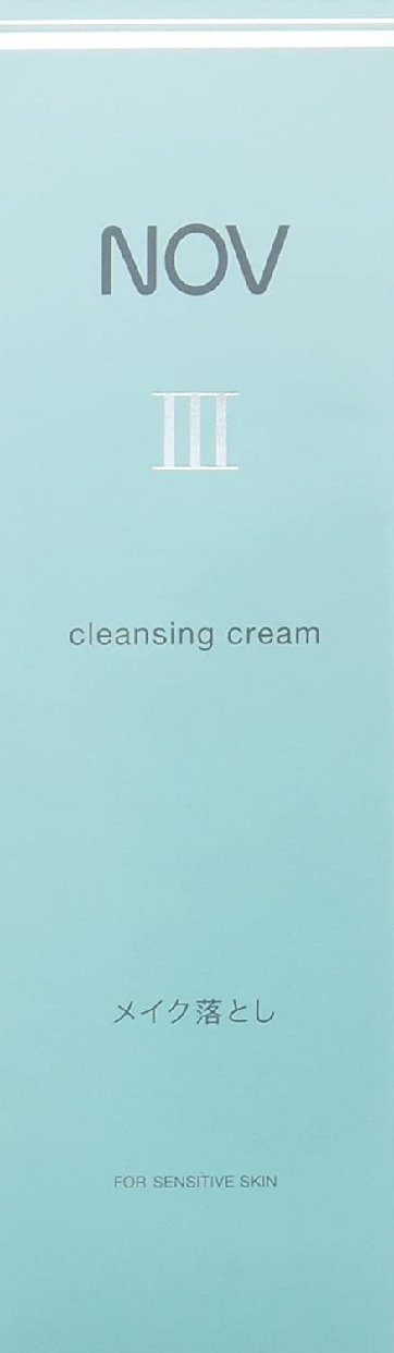 NOV(ノブ) Ⅲ クレンジングクリームの商品画像2