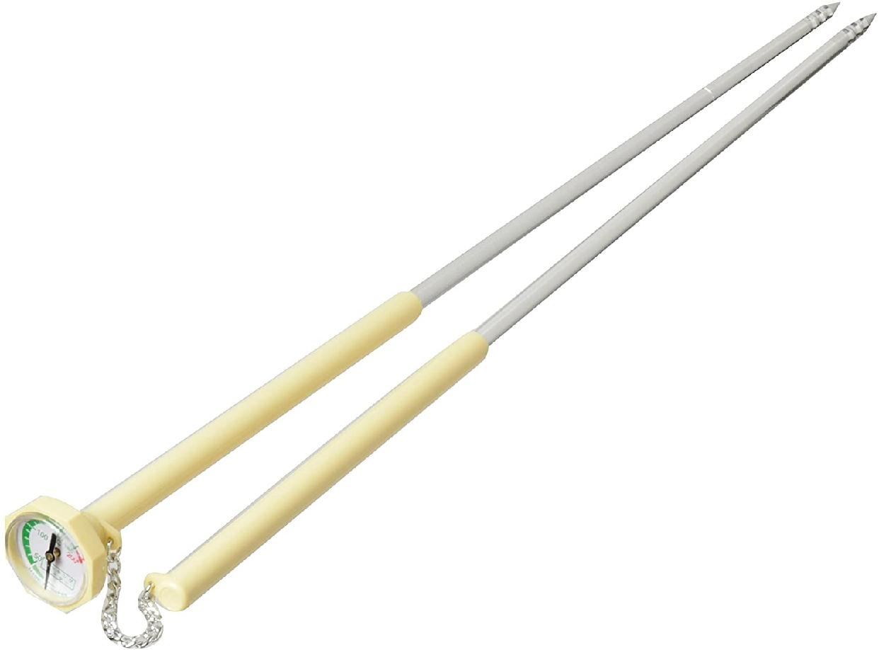 パール金属(PEARL) 天ぷら フライ用 はし 油温度計付  35cm C-3505の商品画像
