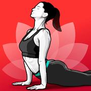 Leap Fitness Group(リープフィットネスグループ) 減量のためのヨガ -自宅で行う毎日のワークアウトの商品画像