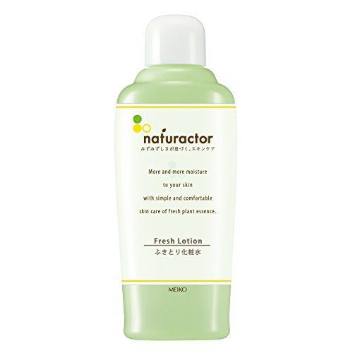 naturactor(ナチュラクター)フレッシュローション(ふきとり化粧水)の商品画像