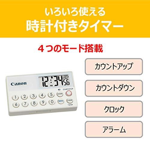 CANON(キヤノン) クロック&タイマー CT-40の商品画像2