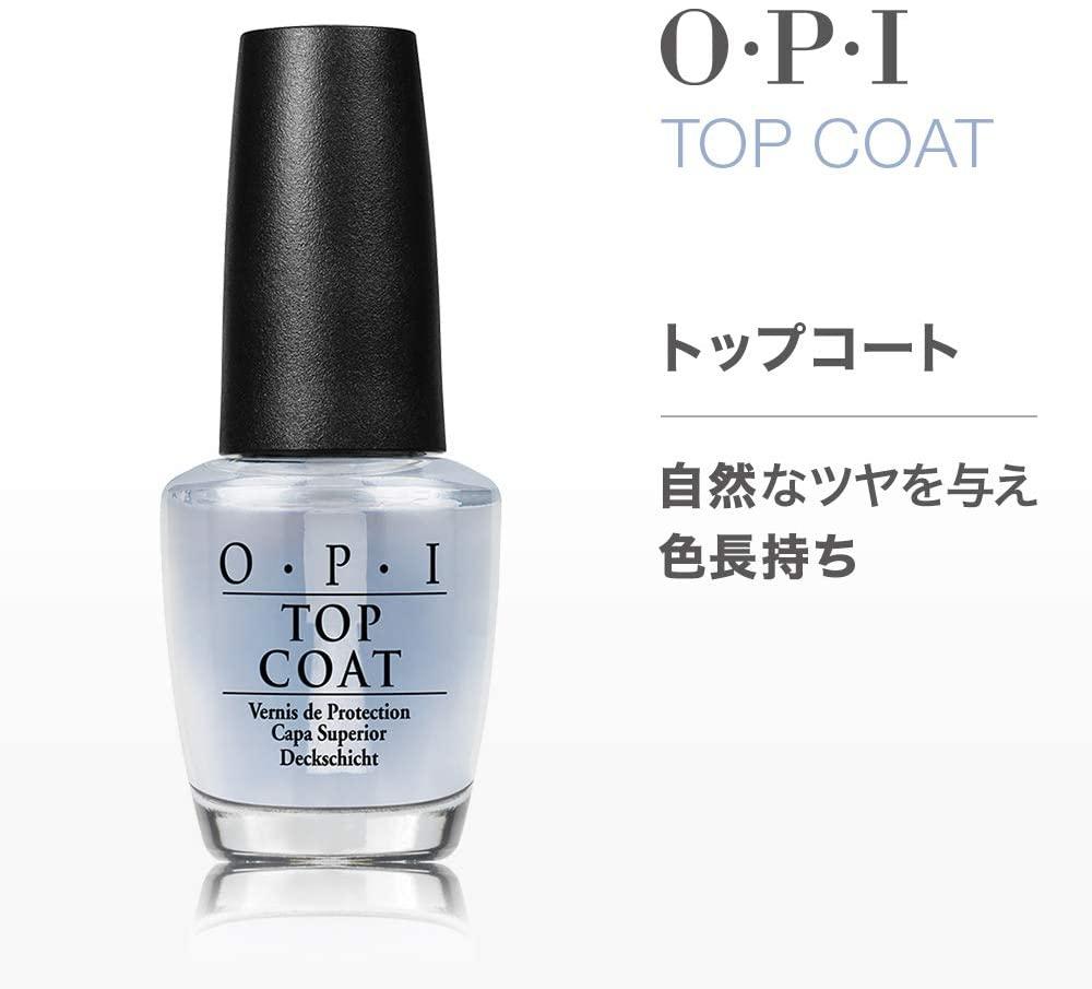 OPI(オーピーアイ) トップコートの商品画像3