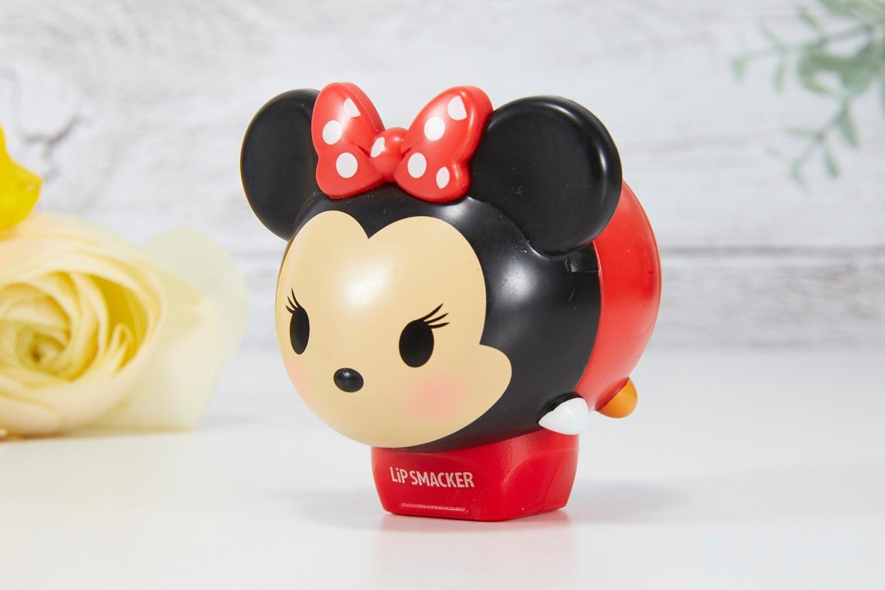 Lip Smacker(リップスマッカー) ミニーマウス【ストロベリーロリポップフレーバー】の商品画像