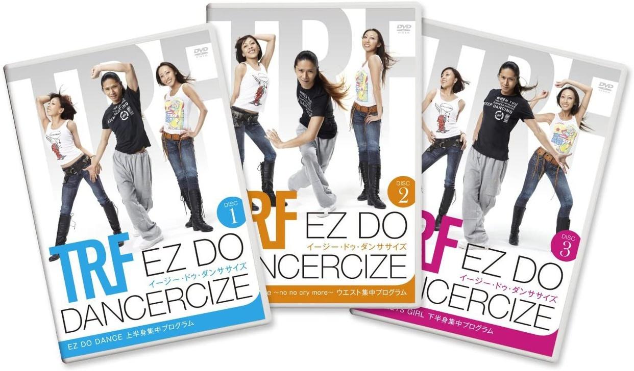Shop Japan(ショップジャパン) TRF イージー・ドゥ・ダンササイズ EZ DO DANCERCIZEの商品画像