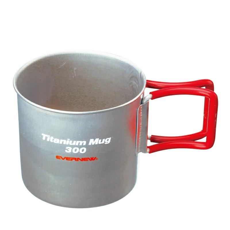 EVERNEW(エバニュー) チタンマグカップ300FH EBY266Rの商品画像