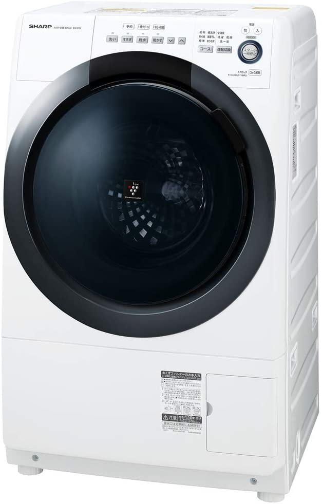 SHARP(シャープ) ドラム式洗濯乾燥機 ES-S7Dの商品画像