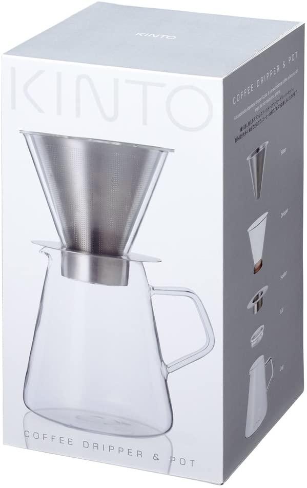 KINTO(キントー) CARAT ドリッパー&ポット 4cups 21678の商品画像14