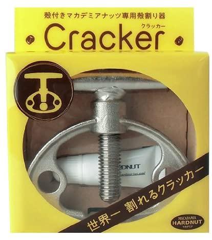 Nidaf Japan(ニダフジャパン) 殻付きマカデミア専用殻割り器の商品画像