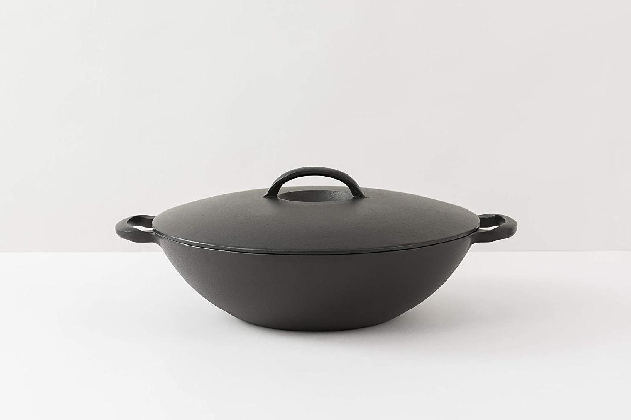 岩鋳(Iwachu) 平型万能鍋(小)の商品画像