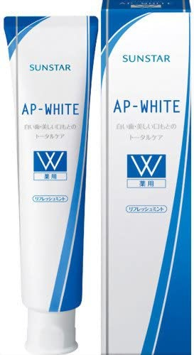 AP-WHITE(エーピーホワイト)薬用APホワイト[リフレッシュミント]の商品画像