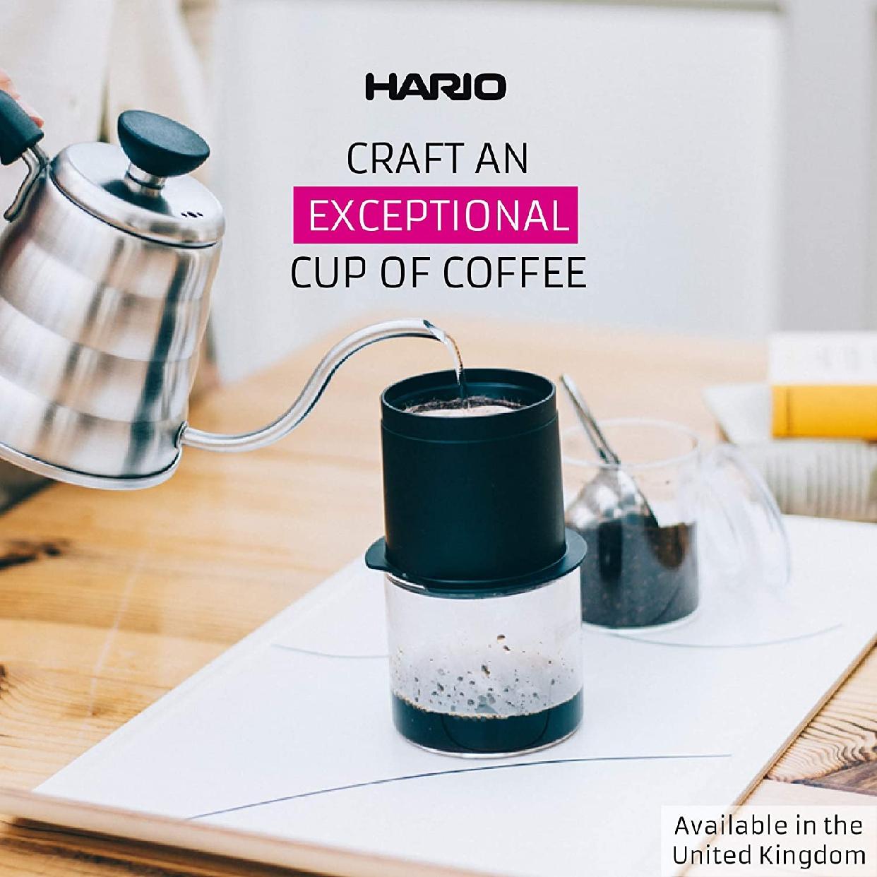HARIO(ハリオ) V60ドリップケトル・ヴォーノ VKB-120HSVの商品画像7
