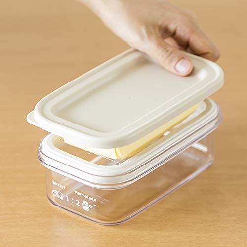 栗原はるみ(くりはらはるみ)カッター付バターケースの商品画像2