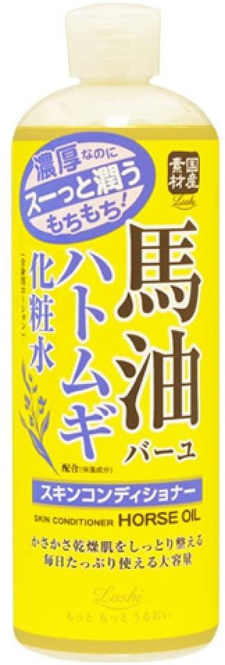 ロッシモイストエイド スキンコンディショナー 馬油&ハトムギの商品画像