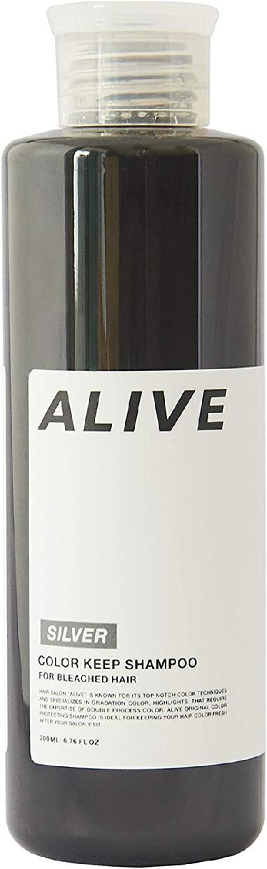 ALIVE(アライブ) ALIVE(アライブ) カラーシャンプー シルバーシャンプーの商品画像