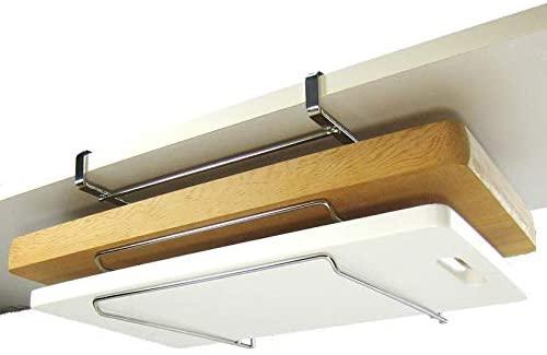 RS Hanger Studio(アールエスハンガースタジオ) 吊り戸棚用 まな板2枚スタンドの商品画像