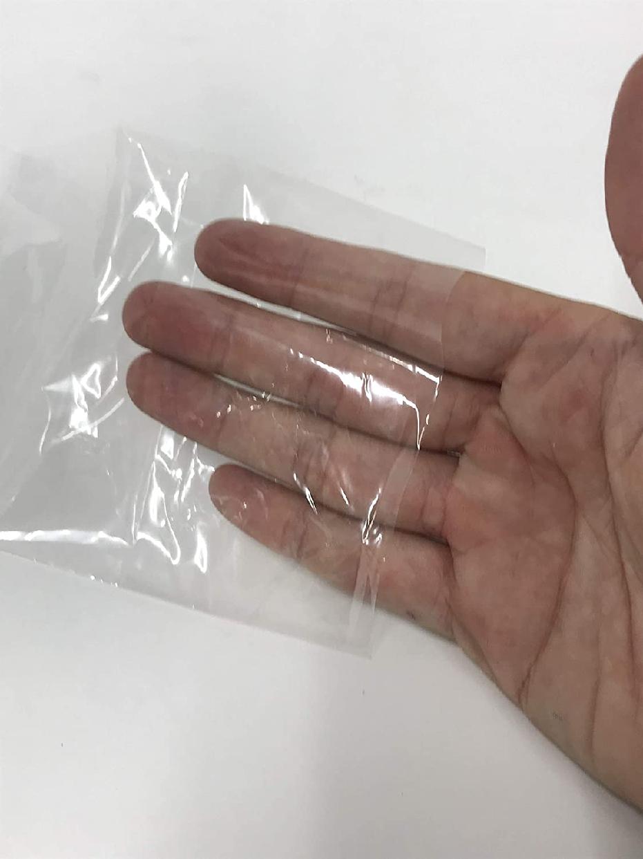 ORDIY(オルディ) ポリバッグ 規格袋 11号 0.03mm 透明 L03-11の商品画像5