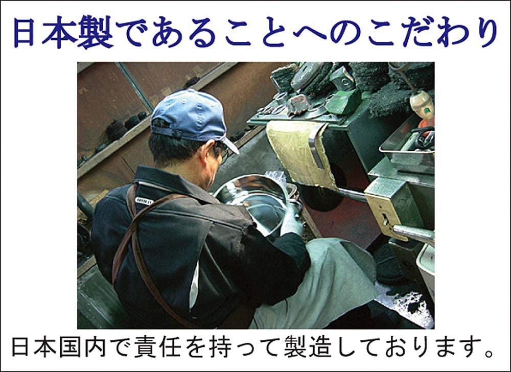 geo PROBUCT(ジオ・プロダクト) 行平鍋 15cm(0.9ℓ・深さ6.0cm) GEO-15YH シルバーの商品画像7