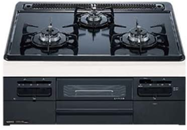 メタルトップシリーズ N3WQ5RWTQ1/12A13A 幅60cm ブラックの商品画像
