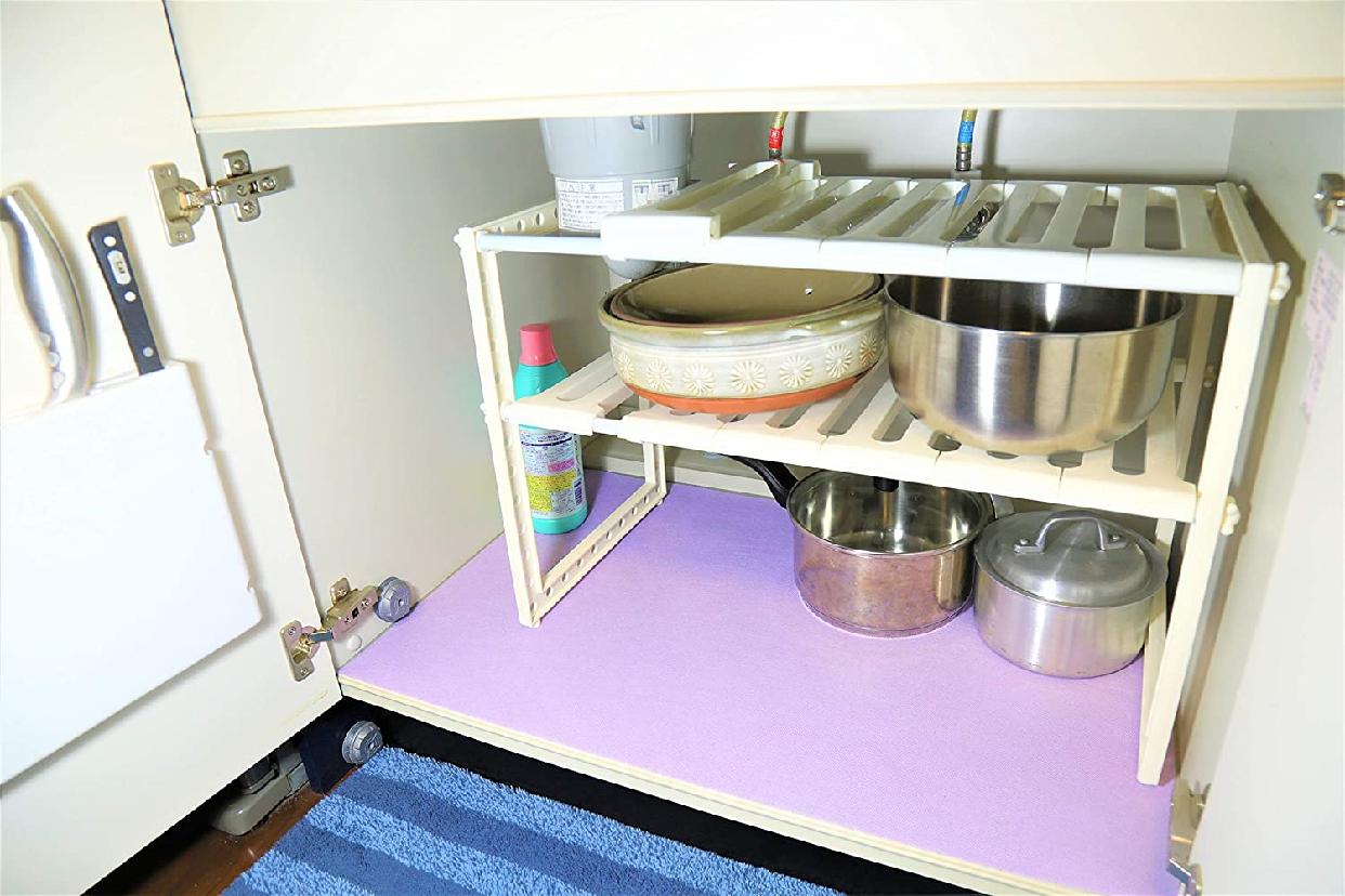 シーウエーブ 乾燥剤でできたシステムキッチン用シート 50×360cmの商品画像3