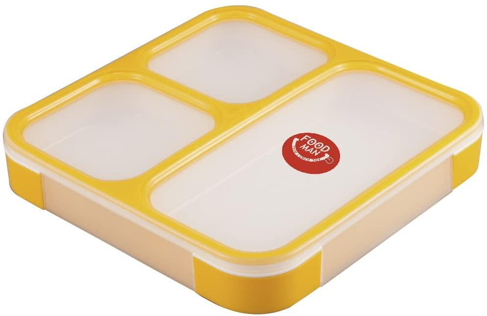 CB JAPAN(シービージャパン) 薄型弁当箱 フードマン 800mlの商品画像
