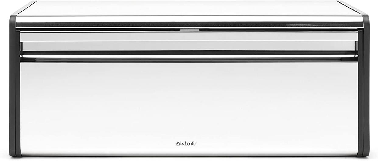 BRABANTIA(ブラバンシア) フォールフロント ブレッドビン ブリリアントスチールの商品画像