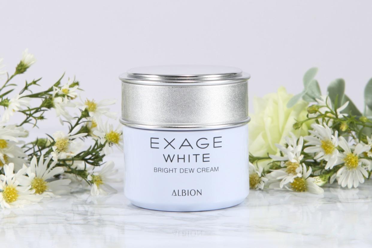 EXAGE WHITE(エクサージュホワイト)ブライトデュウ クリームの商品画像
