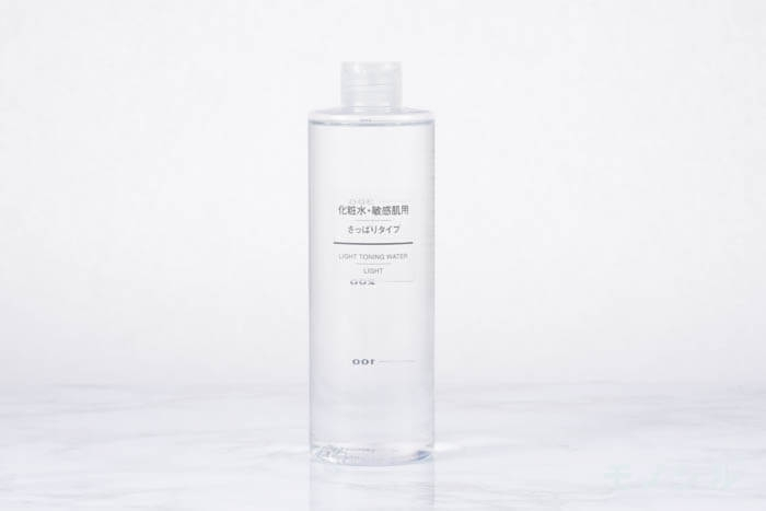 無印良品(むじるしりょうひん)化粧水・敏感肌用・さっぱりタイプの商品画像5