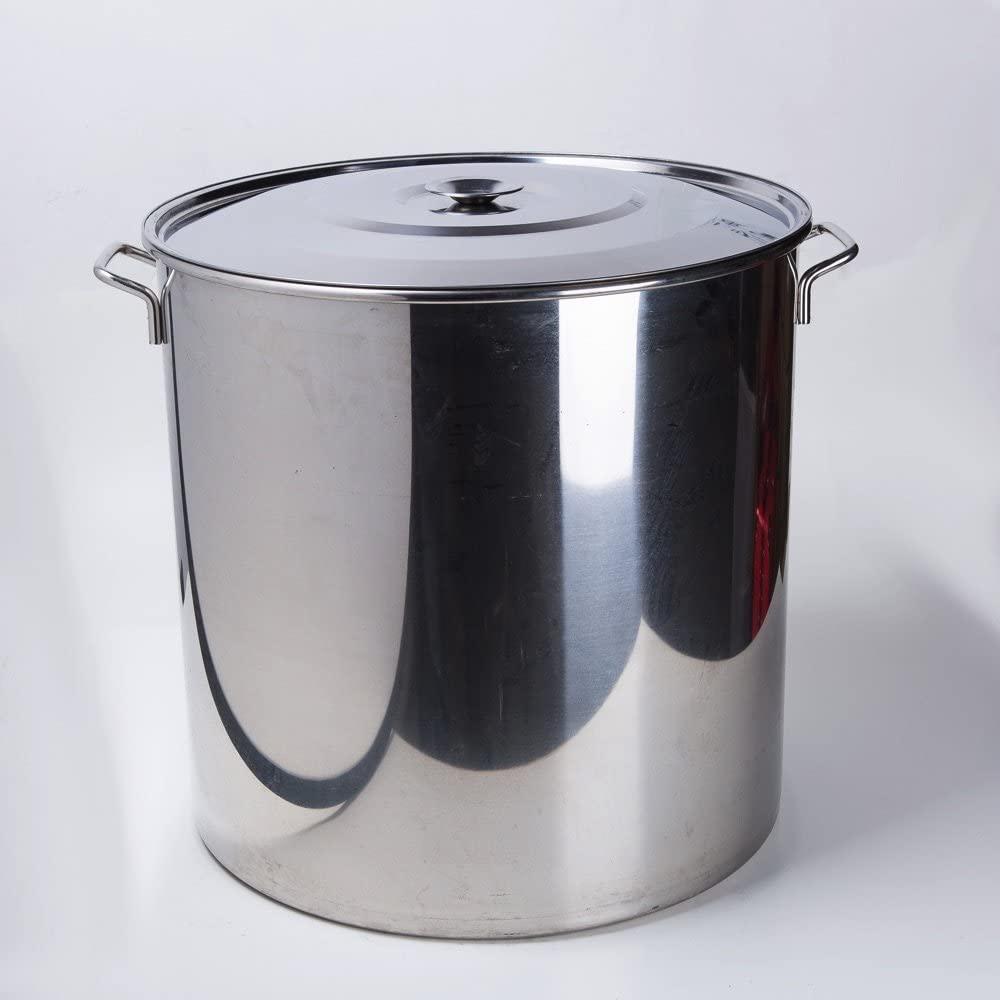 G&G(ジーアンドジー) 寸胴鍋 98L 蓋 51cmの商品画像