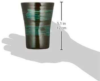 MINO CRAFT. 持ち易い焼酎カップ エメラルド K51148の商品画像9