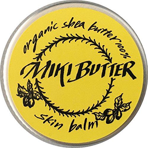 Miki Butter(ミキバター) 未精製シアバター ナチュラルの商品画像