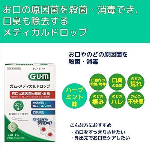 GUM(ガム) メディカルドロップの商品画像2