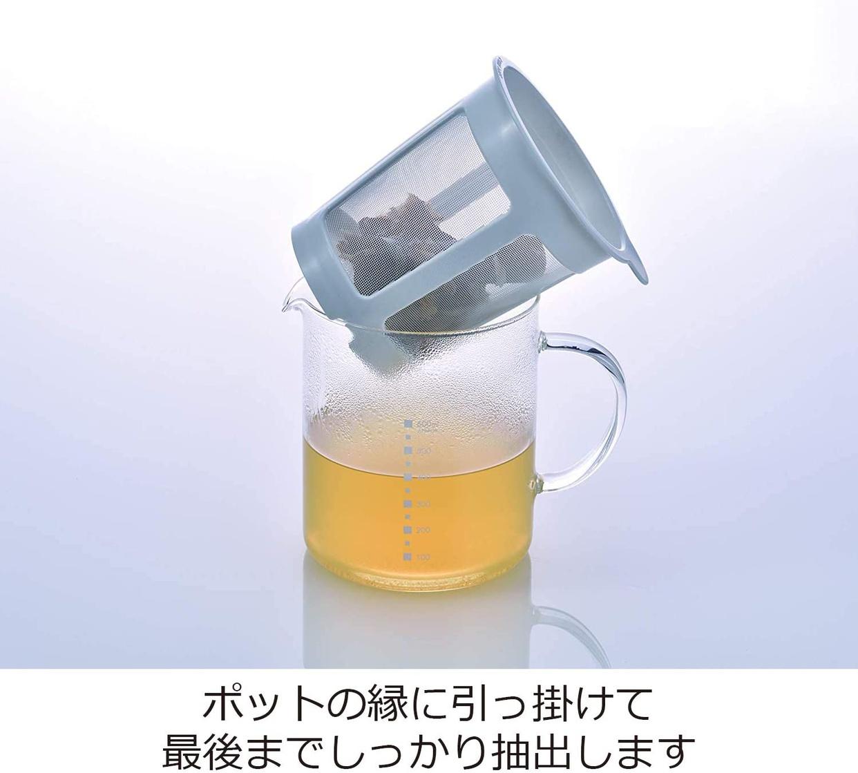 HARIO(ハリオ) だしポット DP-600の商品画像3
