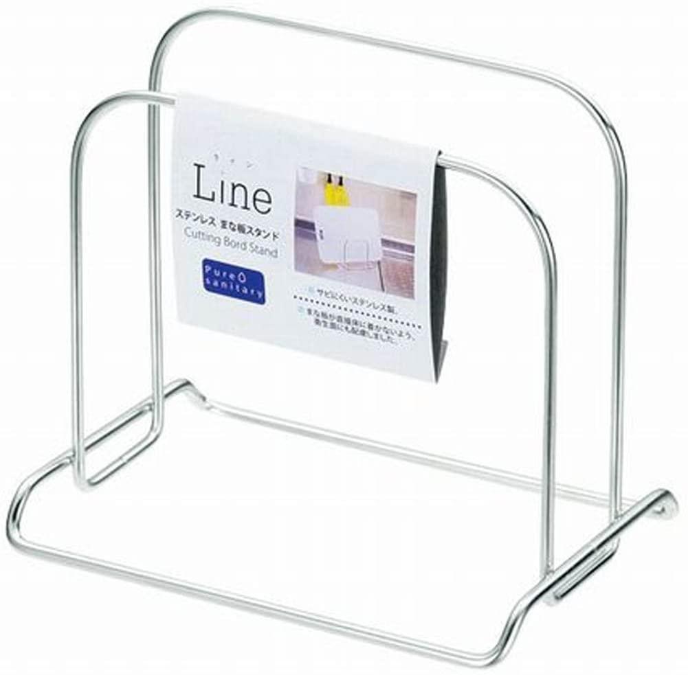 エコー金属(echo) Line ステンレスまな板スタンド 0256-229の商品画像