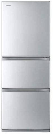 東芝(TOSHIBA) ベジータ 3ドア冷蔵庫 GR-R33Sの商品画像