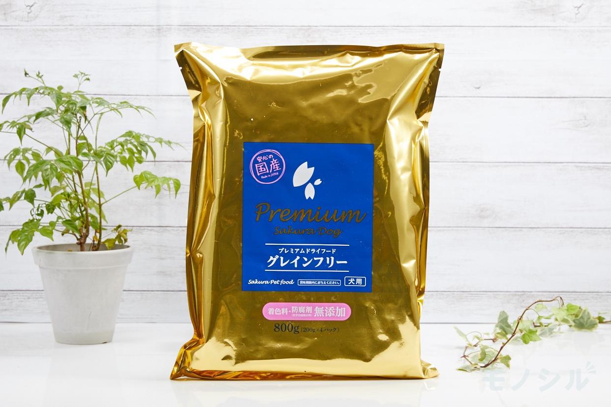 Sakura pet food(サクラペットフード) PREMIUM ドライフード グレインフリーの商品画像