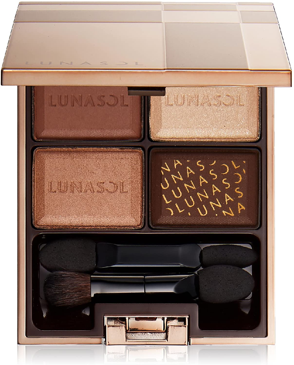 LUNASOL(ルナソル) セレクション・ドゥ・ショコラアイズ