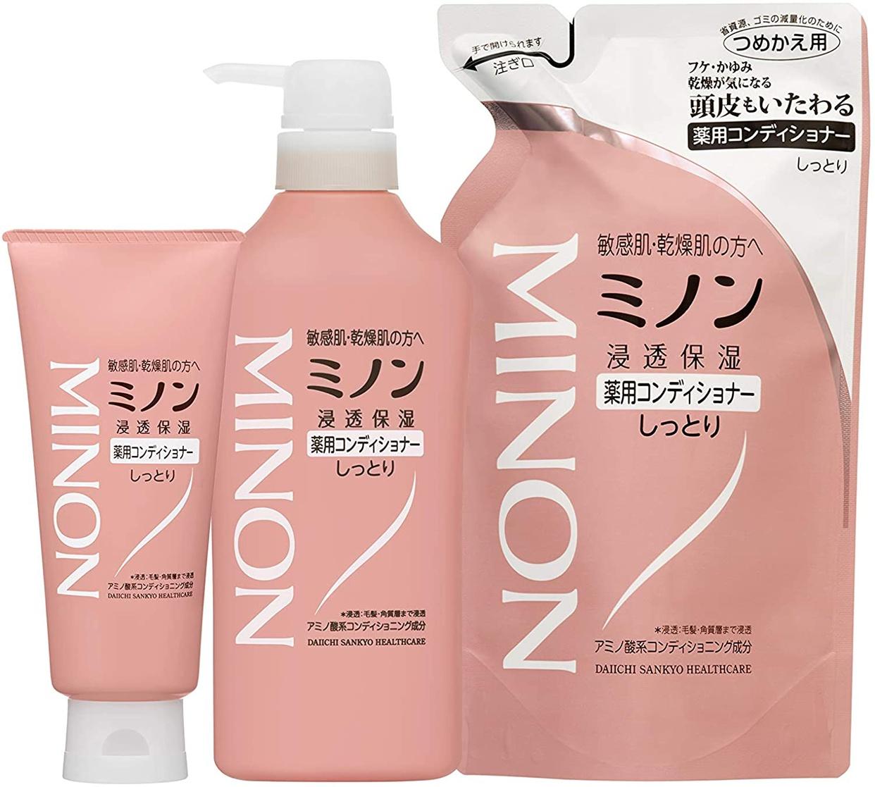 MINON(ミノン)薬用コンディショナー