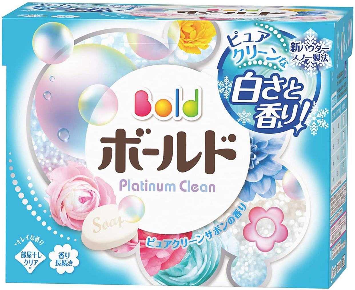 Bold(ボールド) プラチナクリーンの商品画像
