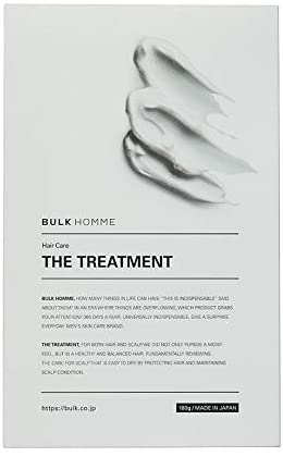 BULK HOMME(バルクオム) ザ・トリートメントの商品画像8