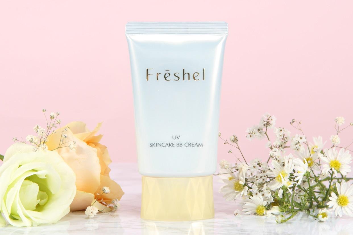 Freshel(フレッシェル)スキンケアBBクリーム(UV)の商品画像