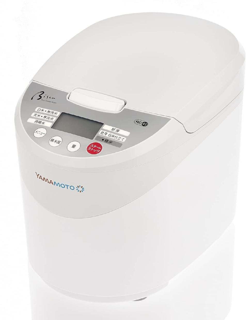 山本電気(ヤマモトデンキ)Bisen RC41 YE-RC41W ホワイトの商品画像