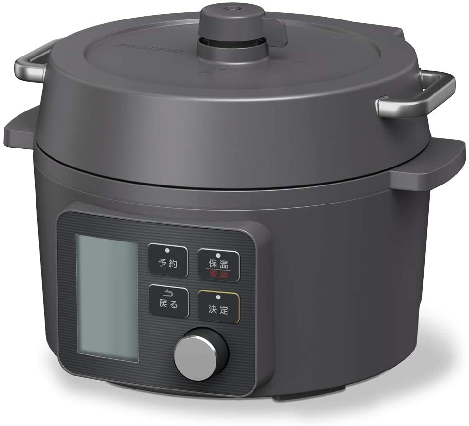IRIS OHYAMA(アイリスオーヤマ)電気圧力鍋 KPC-MA2の商品画像