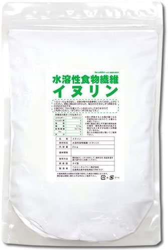ヘルシーカンパニー イヌリン 水溶性食物繊維の商品画像