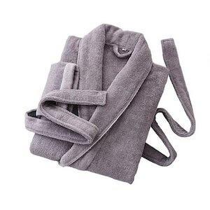 FairyHouse(ふぇありーはうす)綿100%厚手バスローブの商品画像
