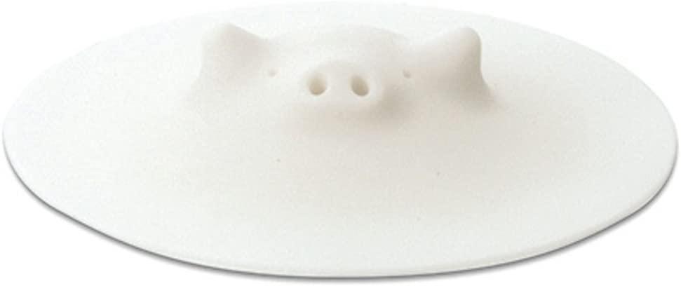 MARNA(マーナ)コブタの落としぶた ホワイト K091の商品画像