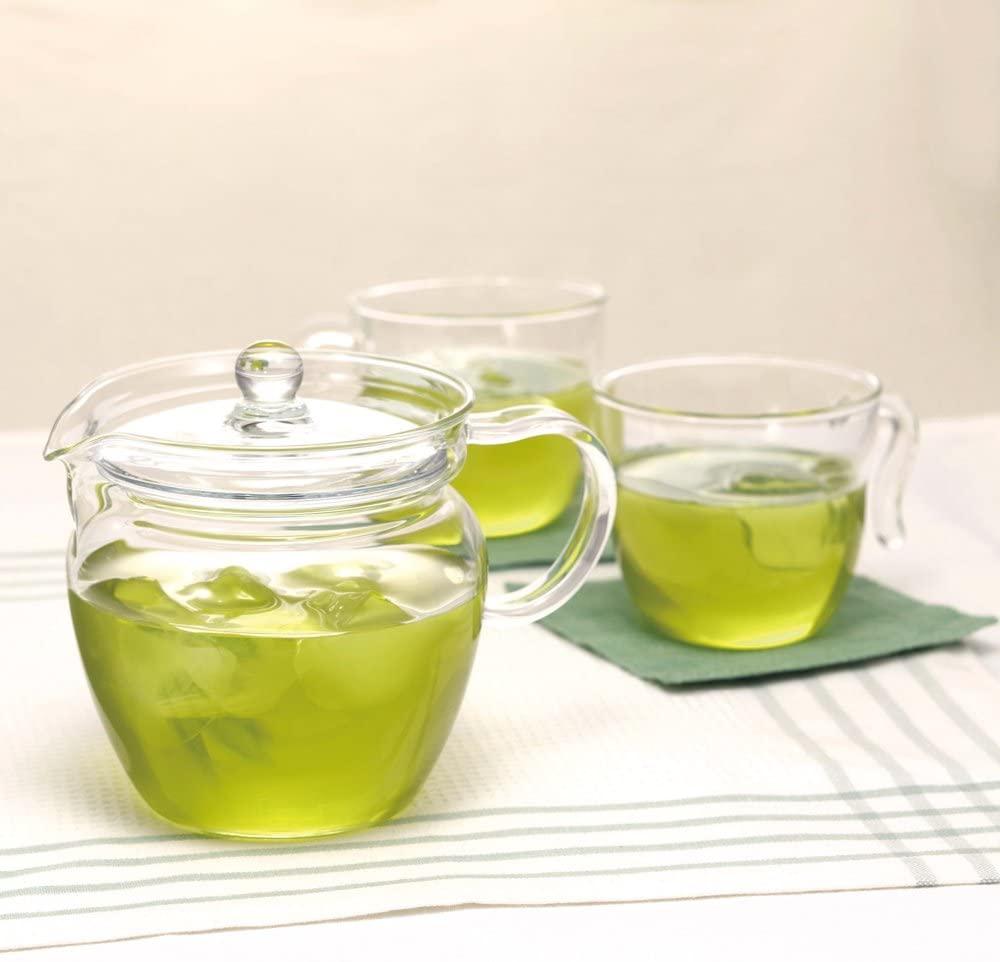 HARIO(ハリオ) 茶茶 なつめ  CHRN-2N クリアの商品画像4