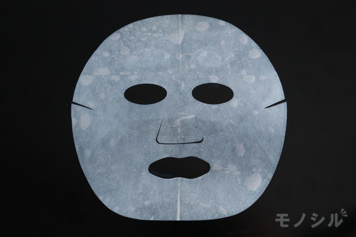 透明白肌 ホワイトマスクNの商品画像3 商品の形状