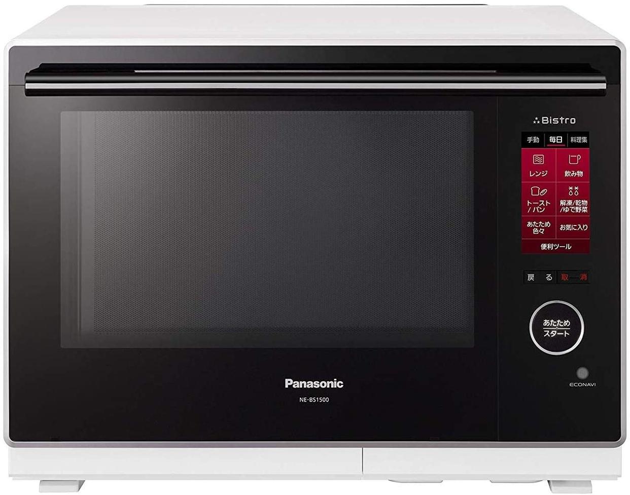 Panasonic(パナソニック) スチームオーブンレンジ ビストロ NE-BS1500