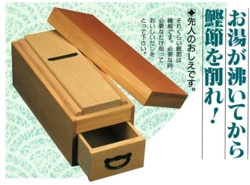 滝沢製作所(TAKIZAWA SEISAKUSYO) 替刃式鰹節削り器 匠の商品画像